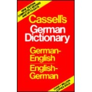 German/English Dictionary Index by Cassell