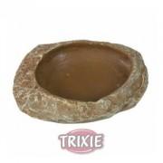 Terarijní miska na vodu nebo krmivo 19x5x16 cm