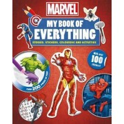 Marvel My Book of Everything by Parragon Books Ltd