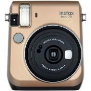 Camara Fujifilm Instax Mini 70 Instantanea Espejo Selfie - Oro