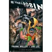 All Star Batman And Robin The Boy Wonder HC Vol 01 by Jim Lee