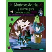 Munecos de tela y adornos para la casa / Cloth dolls and decorations for home by Tone Finnanger