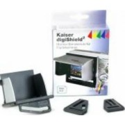 Parasolar pentru ecranul LCD Kaiser digiShield 6073 max. 2.0 inc