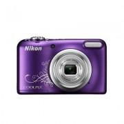 Nikon Aparat NIKON COOLPIX A10 Fioletowy z ornamentem