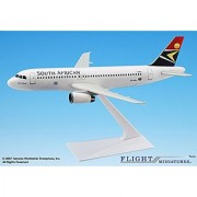 Flight Miniatures South African Airways SAA Airbus A320 New Colors 1:200 Scale REG#ZS-SHA