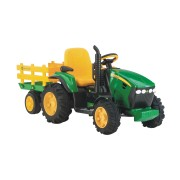 John Deere Ground Force 12 Volt Ride-On - IGOR0039