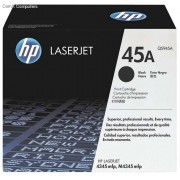 HP Q5945A no.45a Black LaserJet Toner Cartridge