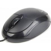 Mouse optic Gembird MUS-U-01 USB Negru