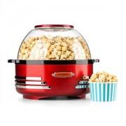 oneConcept Couchpotato, piros, popcorn készítő, elektromos eszköz popcorn készítésére (SHU2-Couchpotato-R)
