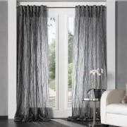 """Vorhang """"Sonor"""", 1 Vorhang, 150 x 280 cm - Grau"""