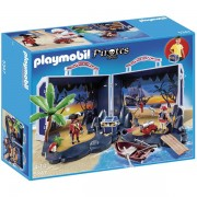Pirati-set u koferu Playmobil, 5298