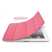 SMART COVER (zamiennik) do iPad2 3 4-- różowy