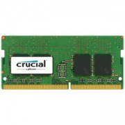 Памет Crucial DRAM 16GB DDR4 2400 MT/s (PC4-19200) CL17 DR x8 Unbuffered SODIMM 260pin, EAN: 649528773401, CT16G4SFD824A