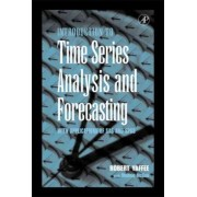 An Introduction to Time Series Analysis and Forecasting by Robert A. Yaffee