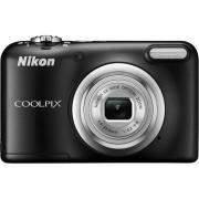 Aparat foto Nikon Coolpix A10 Black + card4 Gb + husa + incarcator