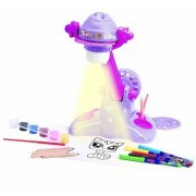 Lexibook - Crlps100 - Loisir Créatif - Projecteur De Dessins - Littlest Pet Shop