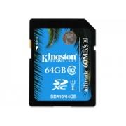 Kingston SDXC 64 GB Class10 Ultimate UHS-I memóriakártya