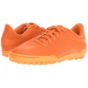 Nike Jr Hypervenom Phelon II TF Soccer (ToddlerLittle KidBig Kid) Bright CrimsonHyper OrangeTotal Crimson