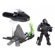 Figurine Mega Bloks CALL OF DUTY SEAL SPECIALIST - CNC65-CNG72
