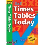 Times Tables Today by Andrew Brodie