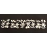 Svatební ozdoba do vlasů perličky 5825-1 5825-1