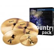 Zildjian K0801C Country Pack bekkenset