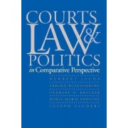 Courts, Law and Politics in Comparative Perspective by Herbert Jacob