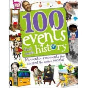 100 Events That Made History by DK
