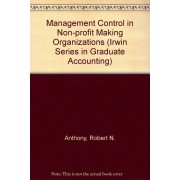 Management Control In Nonprofit Organizations