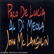 Lucia/ Meola/ Mc Laughlin - Guitar Trio (0731453321526) (1 CD)
