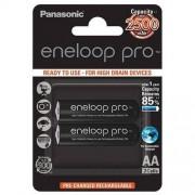 Panasonic Eneloop PRO AA 2500mAh 500 cykli 2 szt.