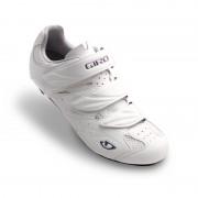 Giro Sante II Scarpe Donne bianco 42 Scarpe biciclette da corsa