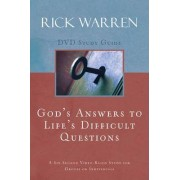 God's Answers to Life's Difficult Questions: Study Guide by Rick Warren