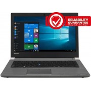 "Laptop Toshiba Tecra A40-C-1DF (Procesor Intel® Core™ i5-6200U (3M Cache, up to 2.80 GHz), Skylake, 14""FHD, 8GB, 256GB SSD, Intel® HD Graphics 520, Wireless AC, Tastatura iluminata, Win10 Pro 64)"