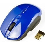 Mouse Laptop Wireless BlueWave E-Blue Smarte II Blue 1750DPI 600