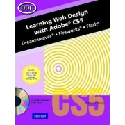 Learning Web Design with Adobe CS5 by Katherine Murray