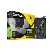 ZOTAC GeForce GTX 1060 3GB Mini ZT-P10610A-10L Three DP + HDMI + DVI Scheda Video Gaming VR Ready