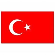 Turkse vlag 90x150 cm