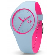 Ice-Watch DUO IW001499 Blue Pink Unisex horloge