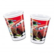 Cars 2 paper Cups - Pack Of 10