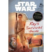 Star Wars the Force Awakens Rey's Survival Guide by Lucasfilm Ltd