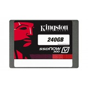 Kingston SSDNow V300 Drive 240GB SATA 3 2.5'' Solid State Drive (SV300S37A/240G)
