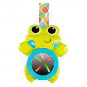 Bright Starts Baby Toys Lights & Laughs Frog