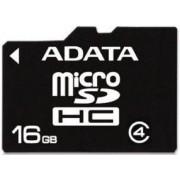 Card A-DATA de memorie microSDHC 16GB Class 4