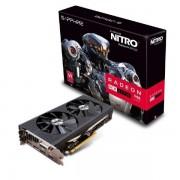 SAPPHIRE AMD RADEON RX 470 NITRO+ OC 8GB GRAFIKKARTE 2XHDMI/2XDP/DVI-D UEFI