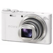 Aparat Foto Sony DSC-WX350 (Alb), Full HD, Wi-Fi, 20x, 18 MP