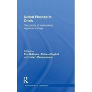 Global Finance in Crisis by Eric Helleiner