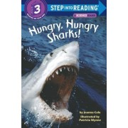 Step into Reading Hungry Sharks # by Joanna Cole