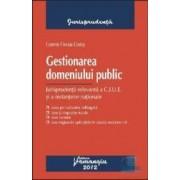 Gestionarea domeniului public - Cosmin Flavius Costas