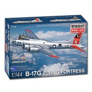 """Minicraft B-17G """"Flying Fortress"""" Building Kit (46 Piece)"""